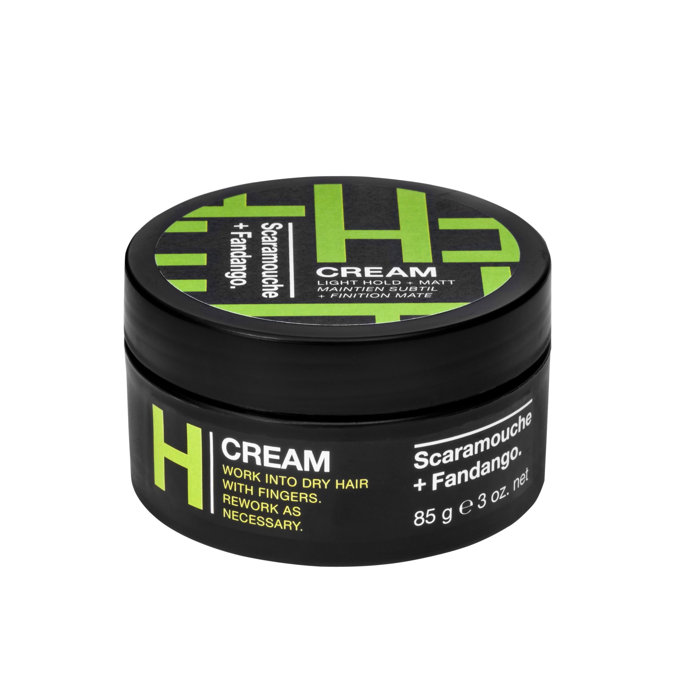 Scaramouche and Fandango Scaramouche and Fandango Hair Styling Cream, 85g