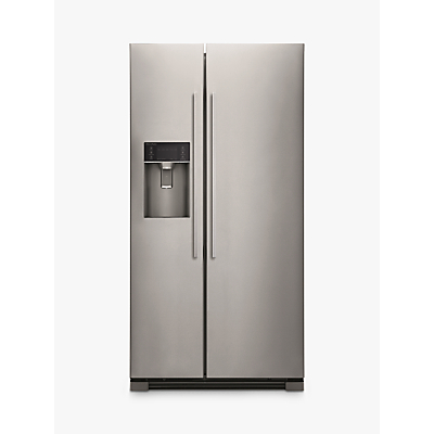 Fisher & Paykel RX611DUX American Style Fridge Freezer Stainless Steel