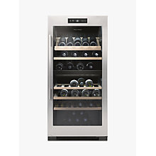 Buy Fisher & Paykel RF206RDWX1 Freestanding Wine Cabinet Online at johnlewis.com