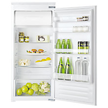 Buy Hotpoint HSZ12A1D Integrated Fridge, A+ Energy Rating, 54cm Wide Online at johnlewis.com
