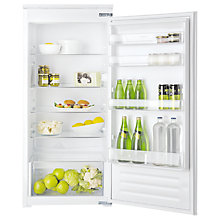 Buy Hotpoint HS12A1DUK Integrated Larder Fridge, A+ Energy Rating, 54cm Wide Online at johnlewis.com