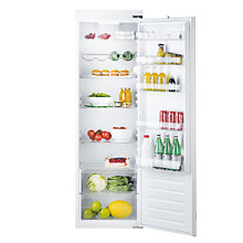 Buy Hotpoint HS1801AA Integrated Tall Fridge A+ Energy Rating, 54cm Wide Online at johnlewis.com