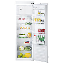 Buy Hotpoint HSZ1801AA Integrated Tall Fridge A+ Energy Rating, 54cm Wide Online at johnlewis.com