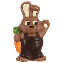 Buy Milk Chocolate Rabbit With Carrot, 75g Online at johnlewis.com