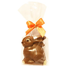 Buy Mini Milk Chocolate Bunny Figure, 18g Online at johnlewis.com