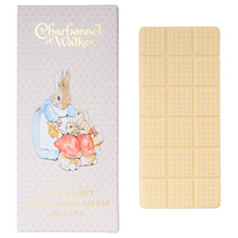 Buy Charbonnel et Walker Peter Rabbit White Chocolate Bar, 80g Online at johnlewis.com