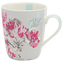 Buy Joules Floral Bone China Mug Online at johnlewis.com