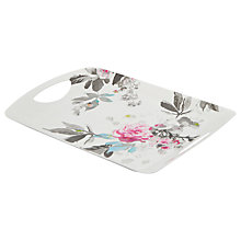 Buy Joules Floral Rectangular Melamine Tray Online at johnlewis.com