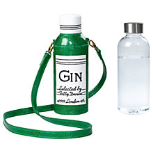 Buy Tatty Devine Gin Water Bottle Cover Online at johnlewis.com
