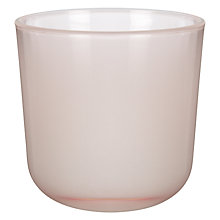 Buy Leonardo Candle Holder, Rose Novello Online at johnlewis.com