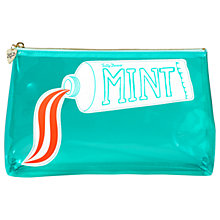 Buy Tatty Devine Toothpaste Wash Bag Online at johnlewis.com