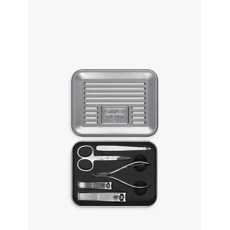 buy stanley manicure tin tool kit john lewis. Black Bedroom Furniture Sets. Home Design Ideas