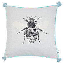 Buy Joules Bumble Bee Cushion Online at johnlewis.com