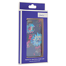 Buy Joules Floral iPhone 5/5S/SE Protective Case, Blue Online at johnlewis.com