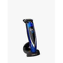 Buy BaByliss For Men 7898BU XTP Super Stubble Trimmer Online at johnlewis.com