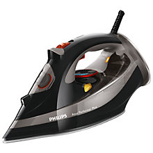 Buy Philips GC4526/87 Azur Plus Performer Steam Iron, Black Online at johnlewis.com