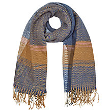 Buy White Stuff Suqi Midweight Scarf, Multi Online at johnlewis.com