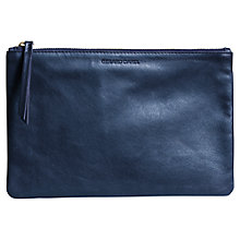 Buy Gerard Darel La Pochette 24H Bag, Navy Blue Online at johnlewis.com