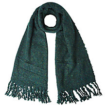 Buy White Stuff Sophia Scarf, Green Online at johnlewis.com
