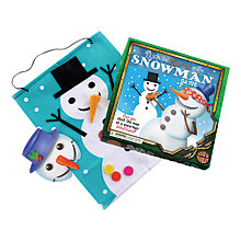 Buy House of Marbles Stick The Carrot On The Snowman Game Online at johnlewis.com