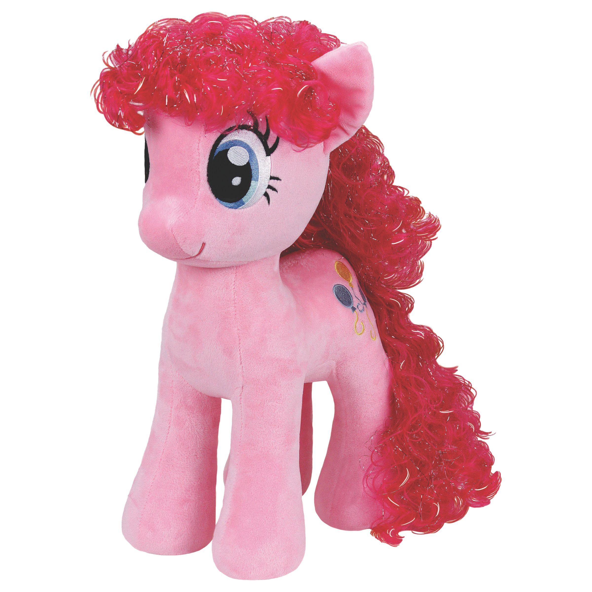 Ty Ty My Little Pony Pinkie Pie Extra Large Beanie Soft Toy, 70cm