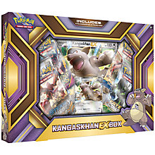 Buy Pokémon Trading Card Game Kangaskhan EX Box Online at johnlewis.com