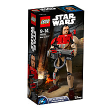 Buy LEGO Star Wars 75525 Baze Malbus Buildable Action Figure Online at johnlewis.com