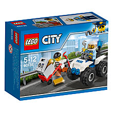 Buy LEGO City 60135 ATV Arrest Online at johnlewis.com