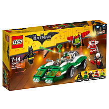 Buy LEGO The LEGO Batman Movie 70903 The Riddler Racer Online at johnlewis.com