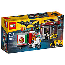 Buy LEGO The LEGO Batman Movie 70910 Scarecrow Special Delivery Online at johnlewis.com