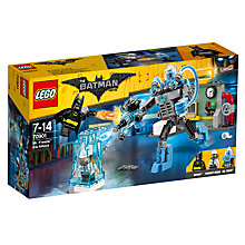 Buy LEGO The LEGO Batman Movie 70901 Mr Freeze Ice Attack Online at johnlewis.com
