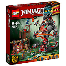 Buy LEGO Ninjago 70626 Dawn of Iron Doom Online at johnlewis.com
