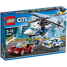 Buy LEGO City 60138 High-Speed Chase Online at johnlewis.com