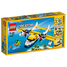 Buy LEGO Creator 31064 3 in 1 Island Adventures Online at johnlewis.com