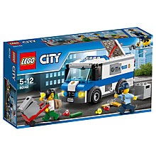 Buy LEGO City 60142 Money Transporter Online at johnlewis.com