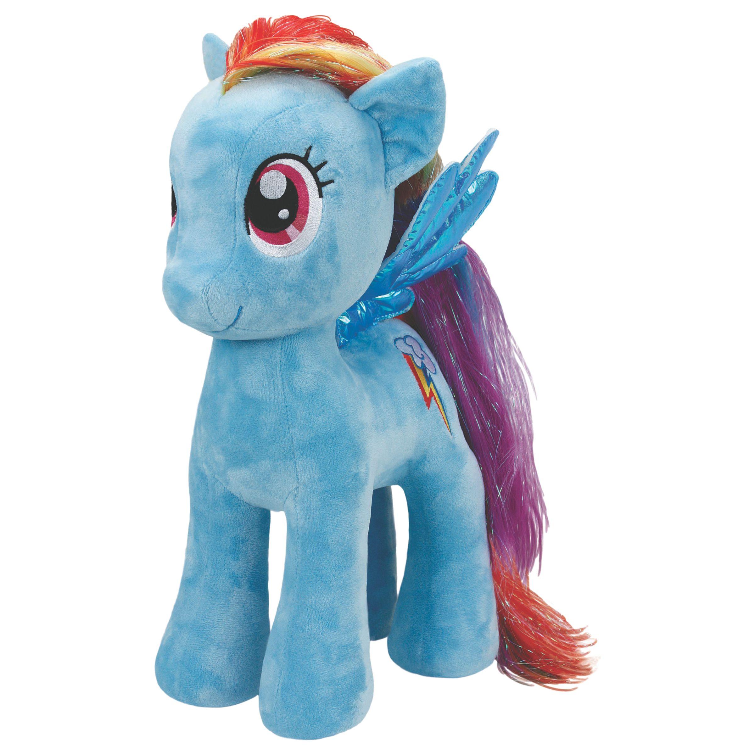 Ty Ty My Little Pony Rainbow Dash Beanie Soft Toy, 42cm