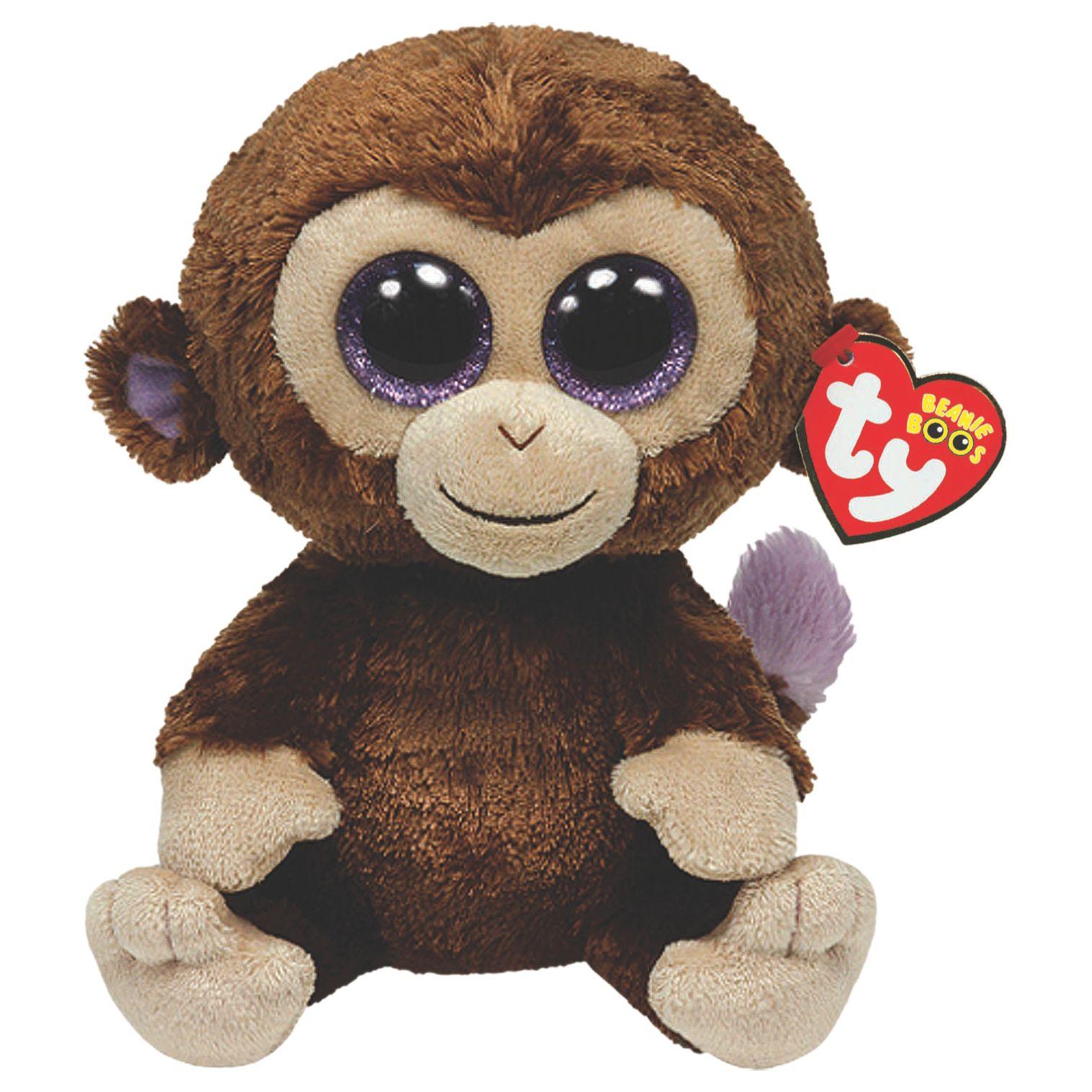 Ty Ty Coconut Beanie Boo Soft Toy
