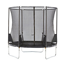 Buy Plum Space Zone 8ft Trampoline & Accessory Pack Online at johnlewis.com
