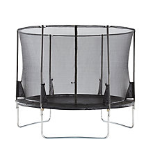 Buy Plum Space Zone 10ft Trampoline & Accessory Pack Online at johnlewis.com