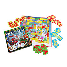 Buy House of Marbles The Night Before Christmas Board Game Online at johnlewis.com