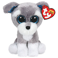 Buy Ty Whiskers Beanie Boo Soft Toy Online at johnlewis.com
