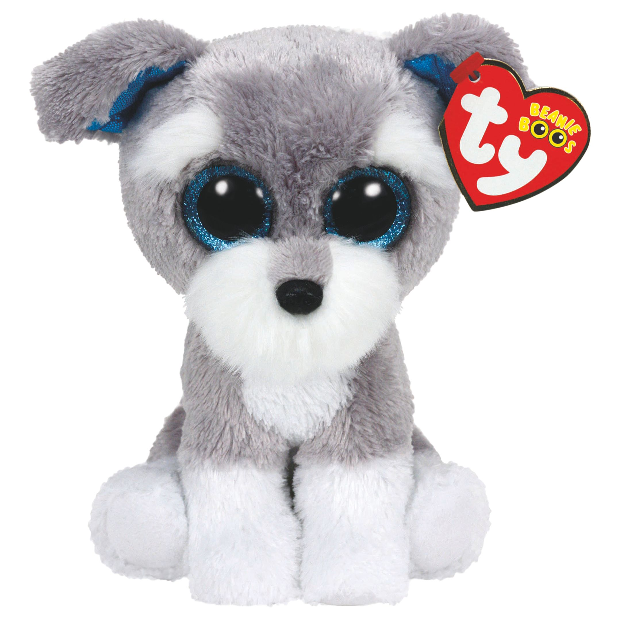 Ty Ty Whiskers Beanie Boo Soft Toy