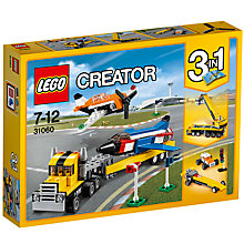 Buy LEGO Creator 31060 3 in 1 Airshow Aces Online at johnlewis.com