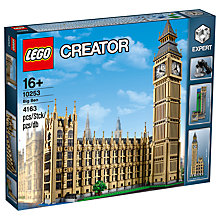 Buy LEGO Creator Expert 10253 Big Ben Online at johnlewis.com