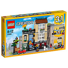 Buy LEGO Creator 31065 3-in-1 Park Street Townhouse Online at johnlewis.com