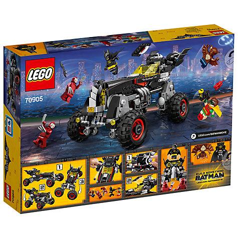 Unique Buy LEGO The LEGO Batman Movie 70905 The Batmobile  John