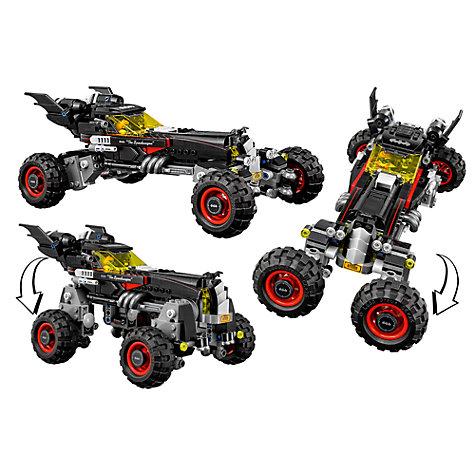 buy lego the lego batman movie 70905 the batmobile john. Black Bedroom Furniture Sets. Home Design Ideas