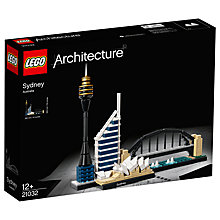 Buy LEGO Architecture Skyline Collection 21032 Sydney Online at johnlewis.com