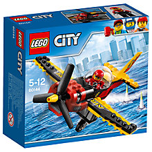 Buy LEGO City 60144 Race Plane Online at johnlewis.com