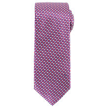 Buy John Lewis Geo Arrow Woven Silk Tie Online at johnlewis.com